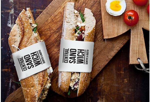 Presentación productos Central Sandwich