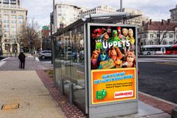 Vía Pública - Muppets