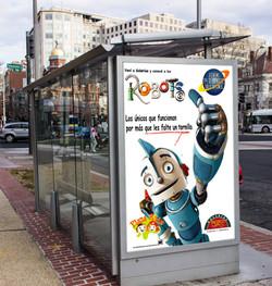 Vía Pública - Robots