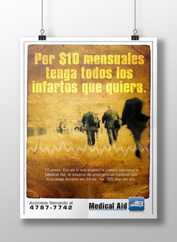 MedicalAid - Cobertura