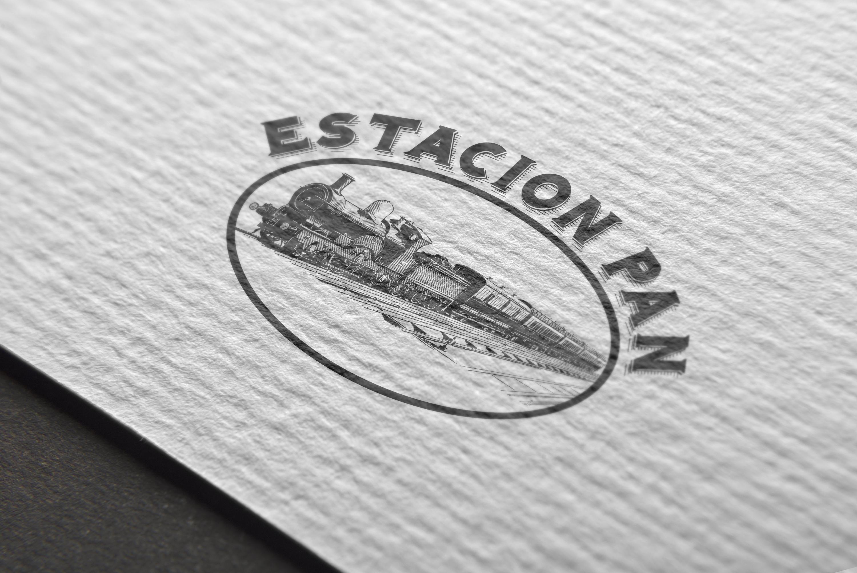 Logo Estación Pan - Propuesta 2
