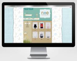 Web Noé Productos