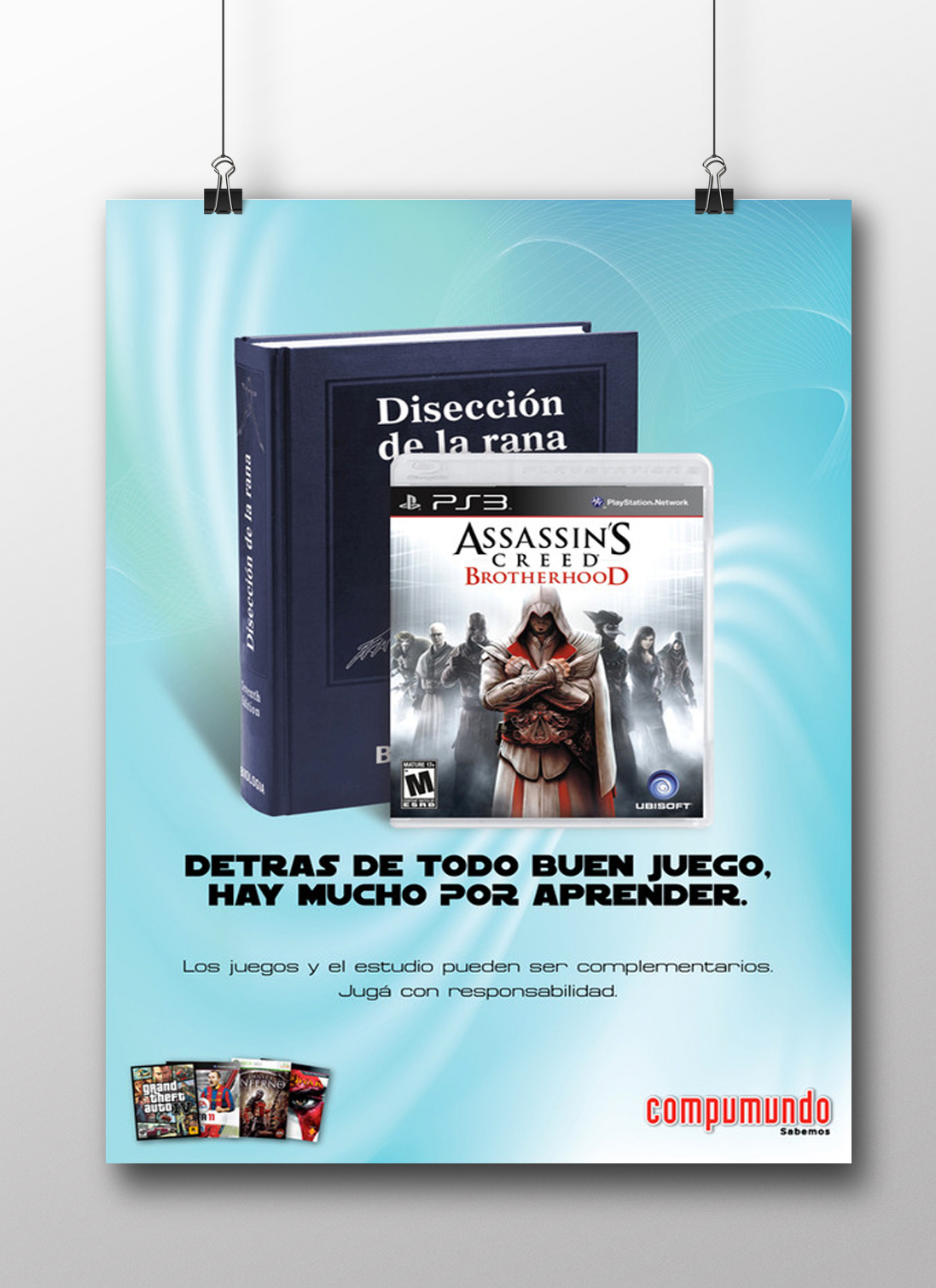 Juego responsable Assassins