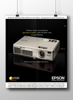 Epson Proyector wireless