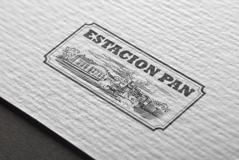 Logo Estación Pan - Propuesta 1