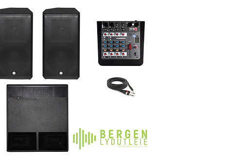 Medium Lydpakke
