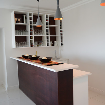 Ergo Designer Kitchens and Cabinetry | Entertainment Area