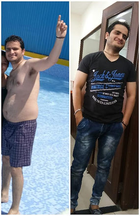 """Adhere to fit team is very good, knowledgeable regarding their work is best part about them. They made my diet plan which is more adhere to follow for general population (at least it was for me very simple and easy to follow) with their guidance i lost 15 KG weight with minimum muscle loss. Thanks for guidance to lead healthy lifestyle"""