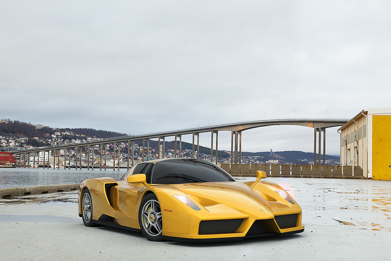 Ferrari F60