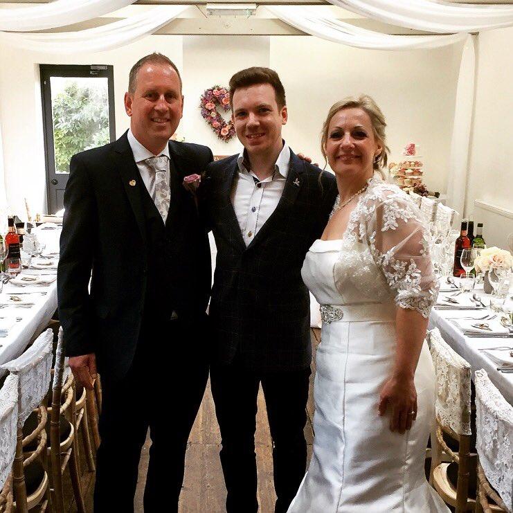 Tracey & Jason's Wedding