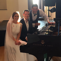 Faith and Thomas's wedding - Cheltenham
