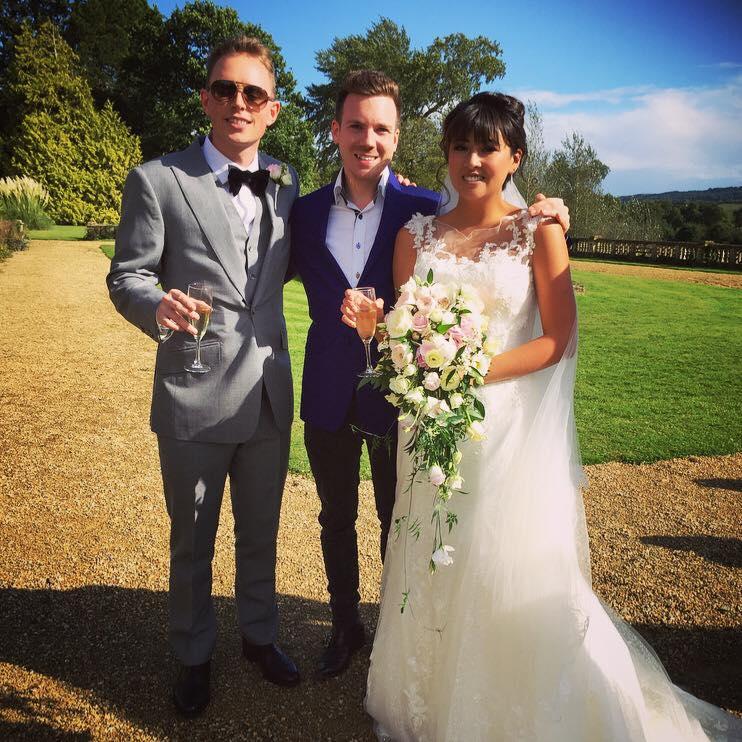 Tara & Richard's Wedding