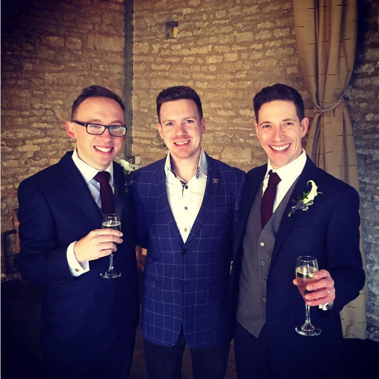 Mike & Simon's Wedding
