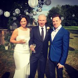 Ian and Jayne's Wedding