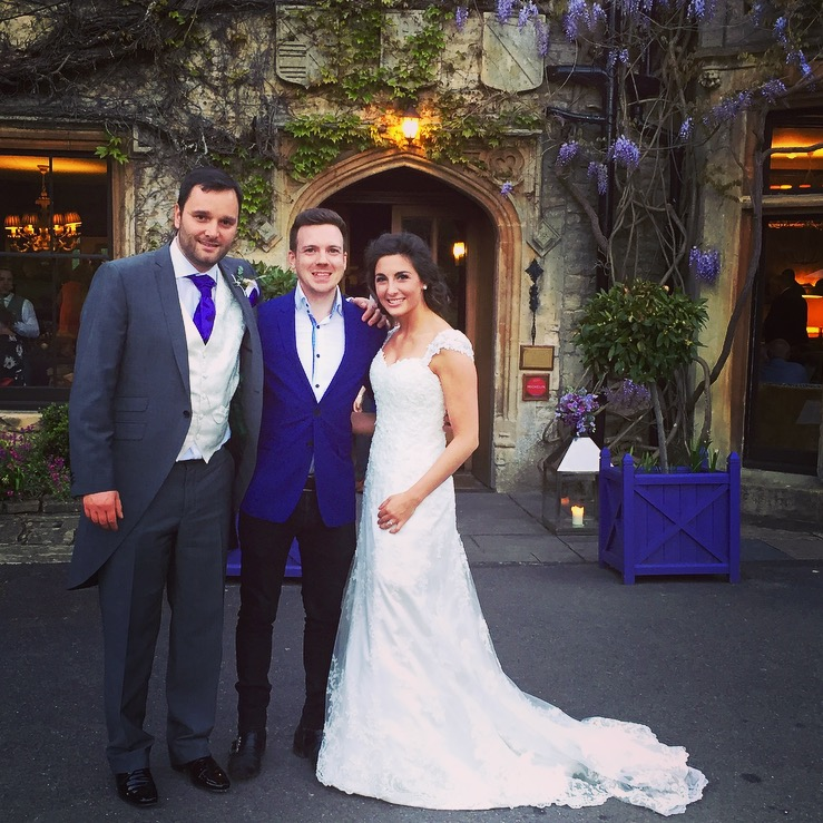 "Emma and Tom""s Wedding"