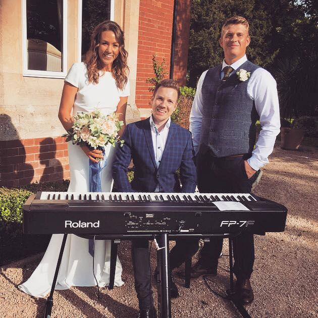 Adam & Lesley's Wedding - Berwick Lodge, Bristol