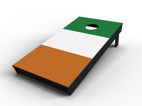 Irish Flag Cornhole Board