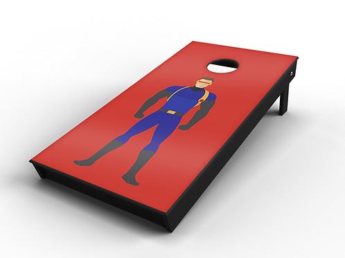 Cyclops Cornhole Board