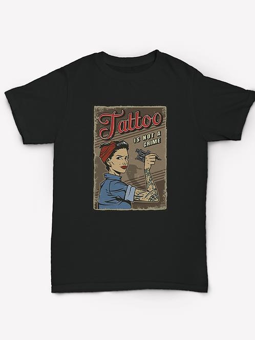 Vintage Tattoo T-Shirt