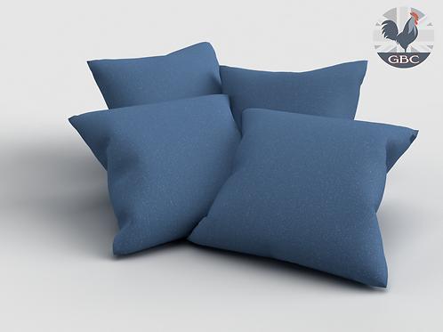 Cornhole Bags - Half Set of 4 Blue