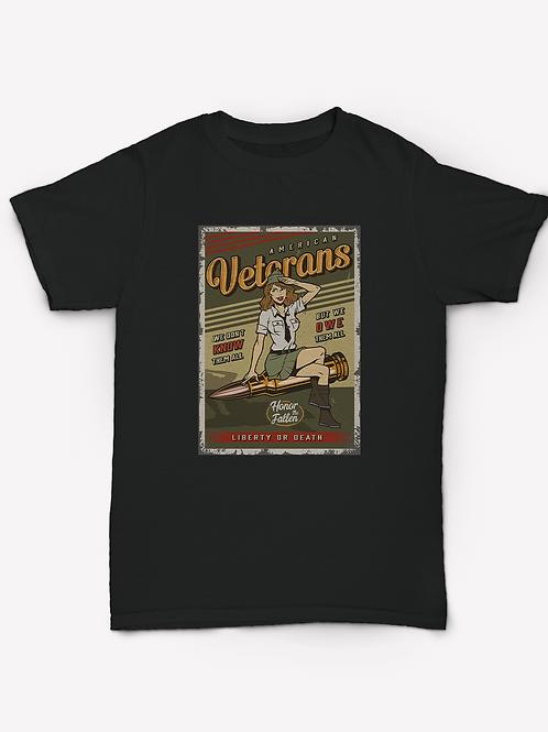 Vintage Veterans T-Shirt