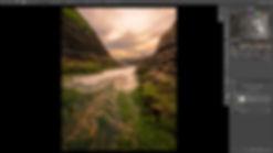 Photoshop Editing Screenshot