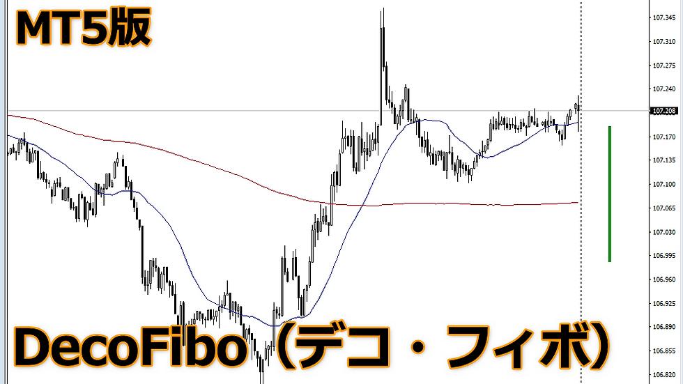 【勉3】MT5版DecoFibo(デコ・フィボ)