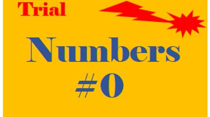 【MT4 トライアル版】Numbers#0(ナンバーズ:オー) クリックだけで波文字を描くインジケータ