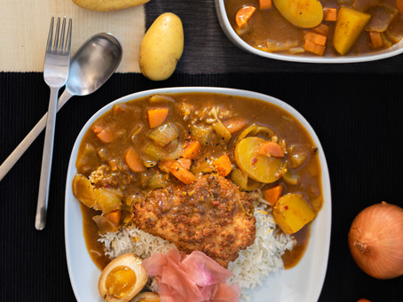 Easy Recipe: Japanese Curry Rice