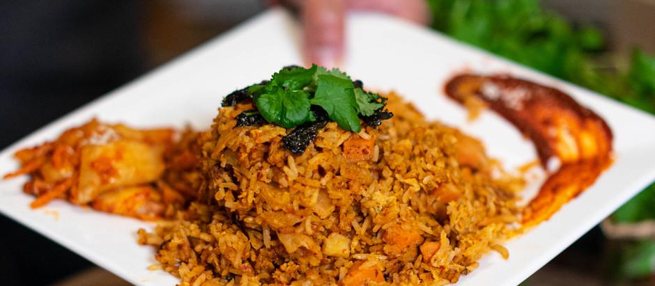 How to Make Kimchi Fried Rice! (Easy Recipe)