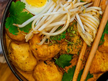 Singapore Laksa Easy Recipe