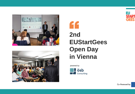 Founding a business in Vienna – supporting offers for migrants and refugees
