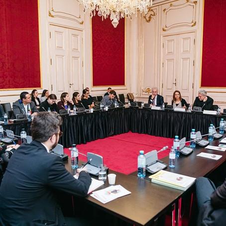 EUStartGees represented at first Austrian Integration Summit