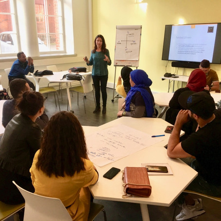 Startup Refugees started the EUStartGees training cycle in Helsinki