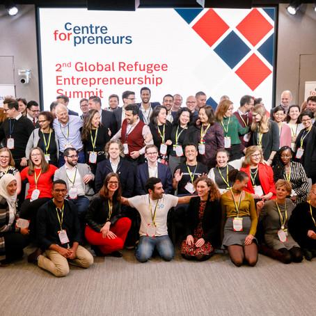 EUStartGees takes part in the 2020 Global Refugee Entrepreneurship Summit