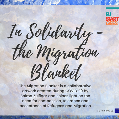 In Solidarity - The Migration Blanket