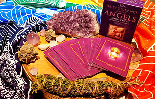 Dailly Guidance from your Angels Oracle