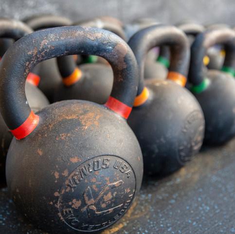 CrossFit NM Kettlebells