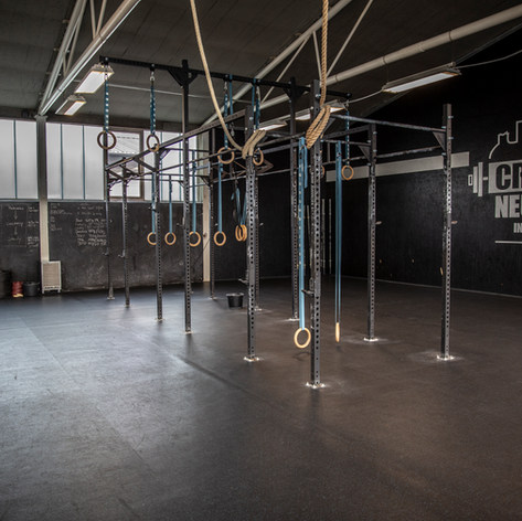CrossFit Neumarkt Box Front