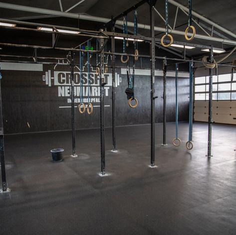 CrossFit Neumarkt Box Hauptansicht