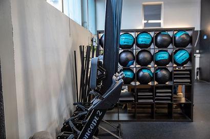 CrossFit Neumarkt Weight Balls