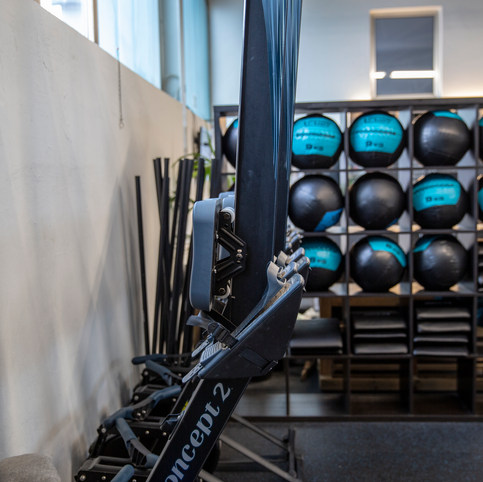 CrossFit Neumarkt Medizinbälle