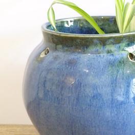 Varidian hanging flower pot
