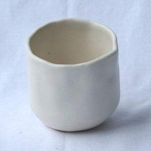 175 ml Cup Matt White