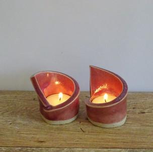 Asymetric Candle pair