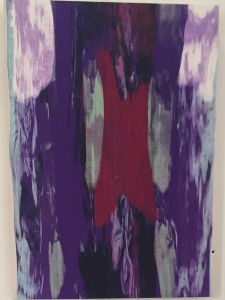 Josje White - Dark Purple
