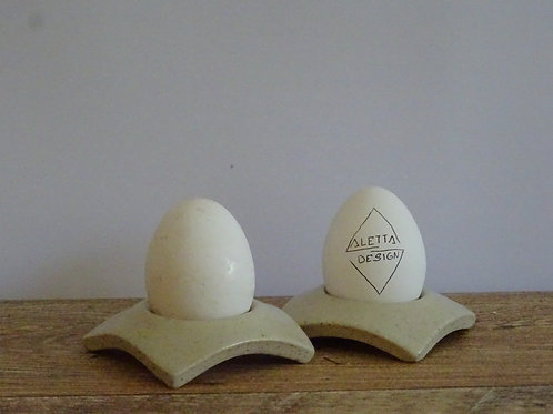 Crystaline Square Egg cups