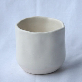 175 ml Cup Matt White
