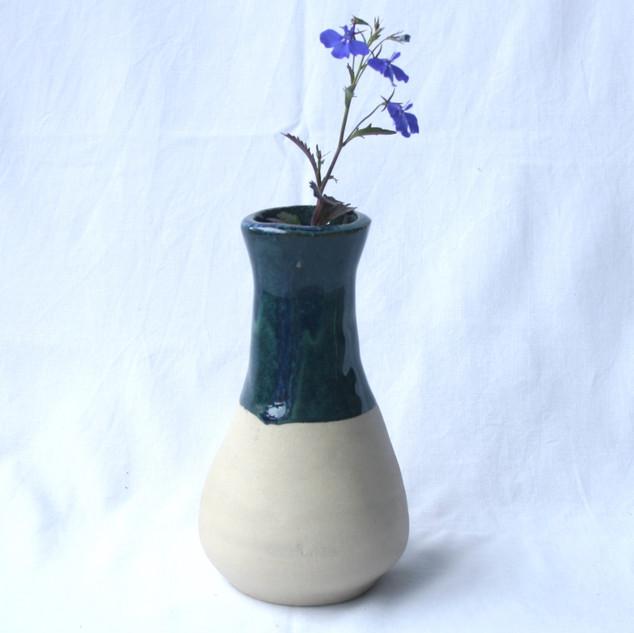 Vaze Blue Green