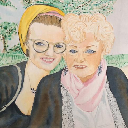 Grandmother & Child